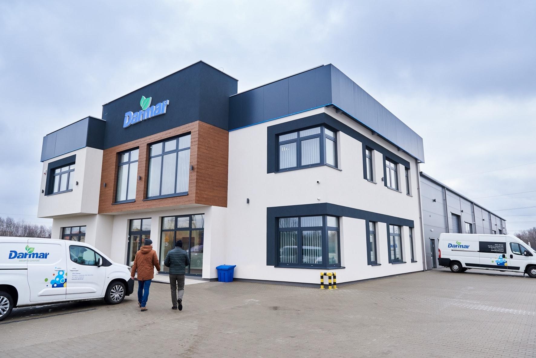 siedziba firmy darmar